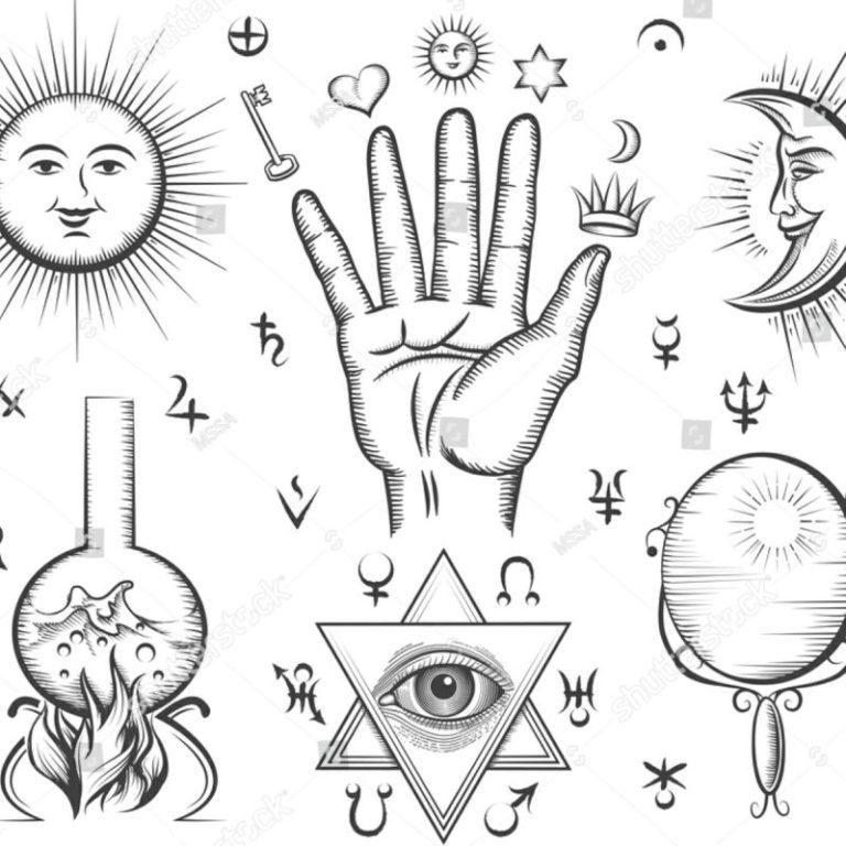 Alternativ levevis - spirituel - okkultisme