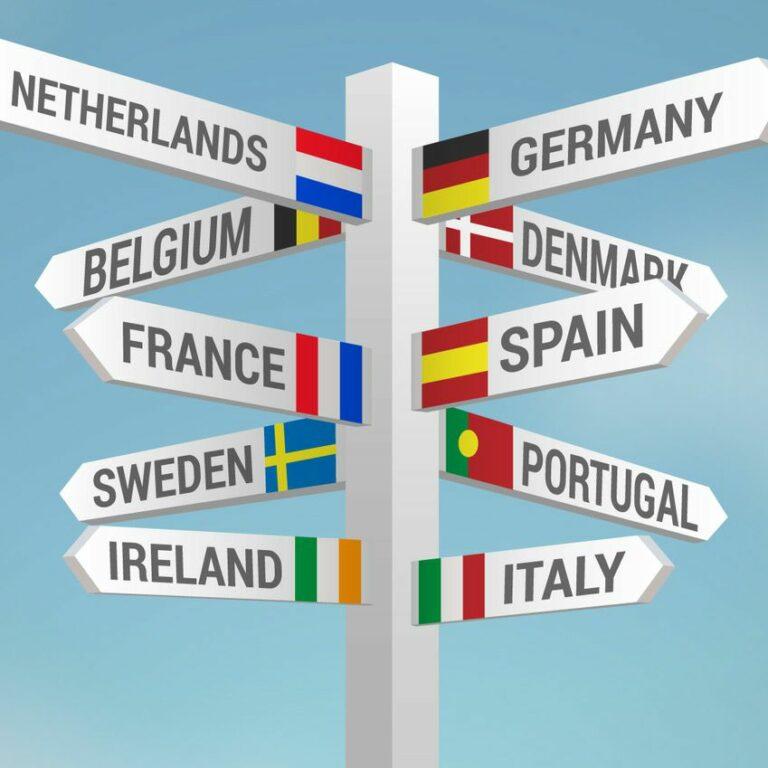 Geografi - Rejser - sprog